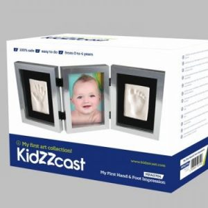 KidZZcast My First Hand & Foot Impression