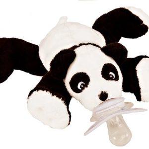 Nookums Paci-Plushies Panda
