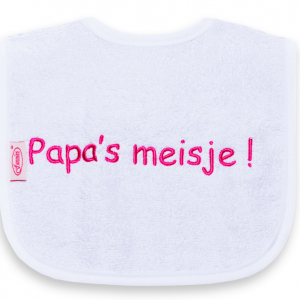 Papa's meisje!