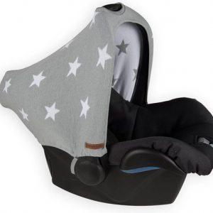 Baby's Only Kap Maxi-Cosi 0+ Star - grijs/wit