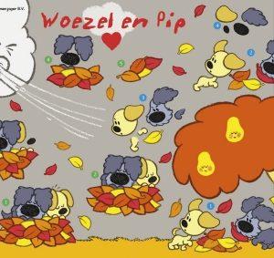 Woezel en Pip Herfst